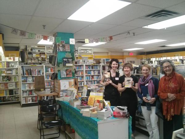 Authors Inanna Book Launch